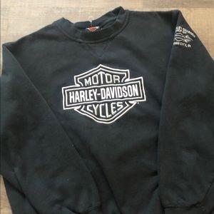 Harley Davidson sweatshirt NEW ADD